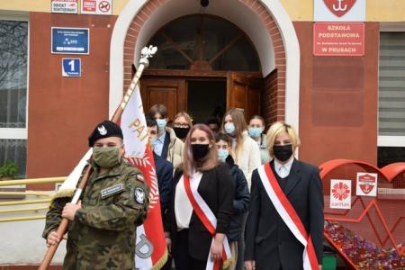 Nie dajmy zginąć poległym...01.03.2021 - Narodowe Święto Żołnierz Wyklętych