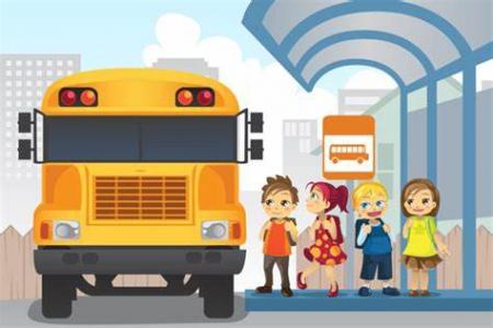 Rozkład jazdy autobusów i busa szkolnego od 17.05.2021